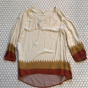 Joie Soft tunic size small